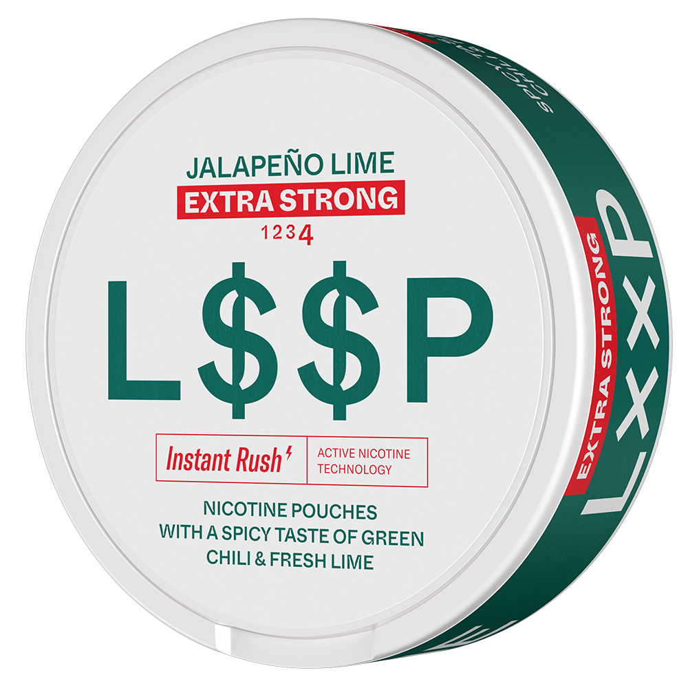LOOP Jalapeno Lime Extra Strong